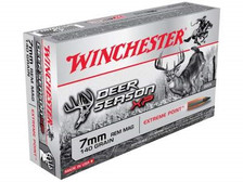 Winchester 7mm Mag Deer Season XP X7DS 140 gr Extreme Point 20 rounds