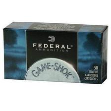 Federal Gameshok 22LR F712 38 gr CPHP 50 rounds
