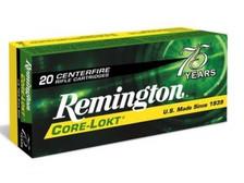 Remington 30-06 Ammunition Core-Lokt R30064 180 Grain Soft Point 20 rounds