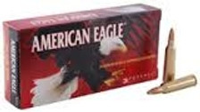 Federal 22-250 American Eagle AE22250G 50gr JHP rounds 200 rounds