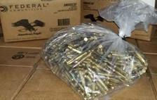 Federal 5.56mm Ammunition XM855CSF 62gr Steel Core FMJ 1000 rounds