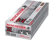 Winchester 25 WSSM X25WSS 120 gr Positive Expanding Point 20 rounds