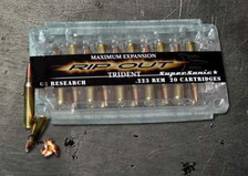 G2 Research RIP 223 Rem Trident Supersonic 65 gr HP 20 rounds