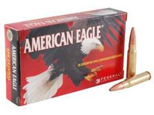 Federal 338 Federal Ammunition American Eagle AE338F 185 Grain Soft Point 20 rounds