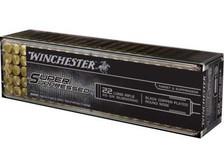 Winchester 22LR Ammunition Super Suppressed SUP22LR 45 Grain Lead Round Nose 100 Rounds