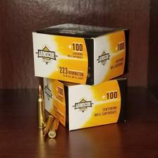 Armscor 223 Rem Ammunition ARM50447 55 Grain Full Metal Jacket 100 Rounds