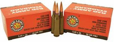 Century 5.45x39 Ammunition Red Army Standards AM2428 59 Grain Full Metal Jacket 20 Rounds