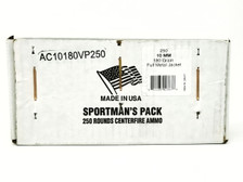 Armscor 10mm Ammunition Sportsman's Pack 180 Grain Full Metal Jacket Pack of 250 Rounds