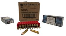 Federal 30 Carbine Ammunition Power-Shok 110 Grain Soft Point Case of 200 Rounds