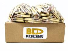 Blue Lake Ammo 223 Rem Ammunition 55 Grain Full Metal Jacket Loose 500 Rounds