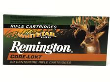 Remington 30-30 Win Ammunition Whitetail Pro WP30301 150 Grain Core-Lokt Soft Point 20 Rounds
