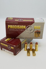 Precision One 45 Colt Ammunition *Seconds* 250 Grain Full Metal Jacket Cowboy Load 50 Rounds