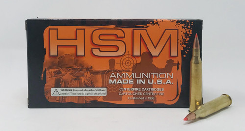 HSM 220 Swift Ammunition 220Sw16N 40 Grain V-Max 20 Rounds