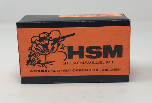 HSM 32 H&R Mag Ammunition 32HR2N 100 Grain Jacketed Hollow Point 50 Rounds