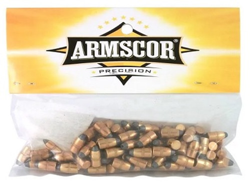 Armscor 22TCM Reloading Bullets 52337 40 Grain Jacketed Hollow Point 100 Pieces