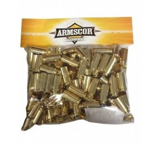 Armscor 10mm Reloading Brass 52124 Unprimed 200 Pieces