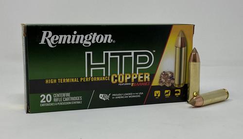Remington 450 Bushmaster Ammunition HTP450B1 250 Grain Tipped TSX Ballistic Tip 20 Rounds