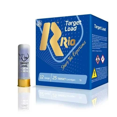 """Rio 12 Gauge Ammunition TLT2875 2-3/4"""" 1 oz 7-1/2 Shot CASE 250 Rounds"""