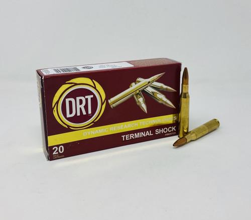 DRT 270 Win Ammunition DRT270 117 Grain Hollow Point 20 Rounds