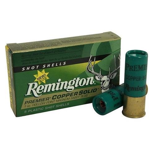 """Remington 12 Gauge Ammunition PR12MCSCASE 3"""" 1 oz Max DR EQ CASE 100 Rounds"""