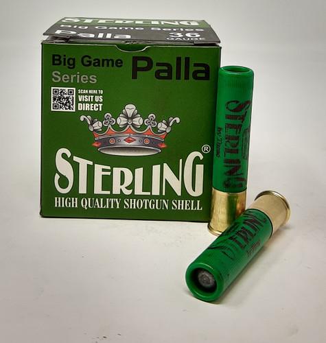 """Sterling 410 Bore Ammunition STRLG36G410S 2-1/2"""" 3/8 oz Slug 25 Rounds"""