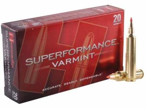 Hornady 204 Ruger Superformance Varmint H83204 32 gr V-Max 20 rounds