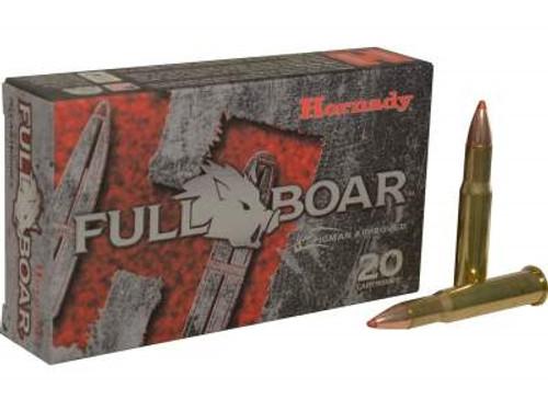 Hornady 30-30 Win Ammunition Full Boar H80802 140 Grain Monoflex 20 rounds