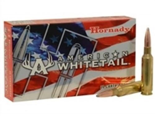 Hornady 6.5 Creedmoor Ammunition American Whitetail 81489 129 Grain Interlock Soft Point Case of 200 Rounds