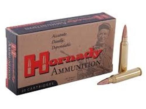 Hornady 223 Rem H8026 Match 75 gr BTHP 20 rounds