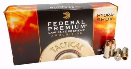 Federal 40 S&W HST Tactical P40HST3 165 gr JHP 50 rounds