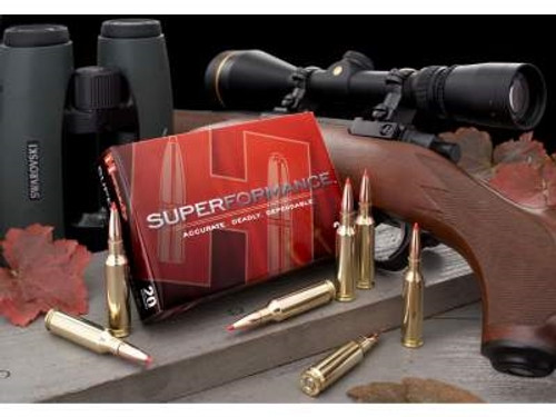 Hornady 6.5 Creedmoor Superformance 129 gr SST 20 rounds