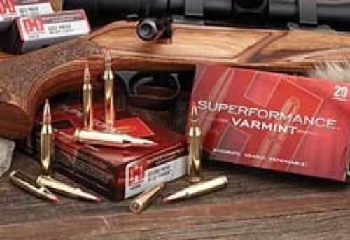Hornady 204 Ruger H83207 40 gr V-MAX 50 rounds