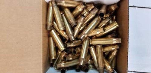 300 blackout Brass Once Fired Brass Casings Raw Not Washed 100 pieces