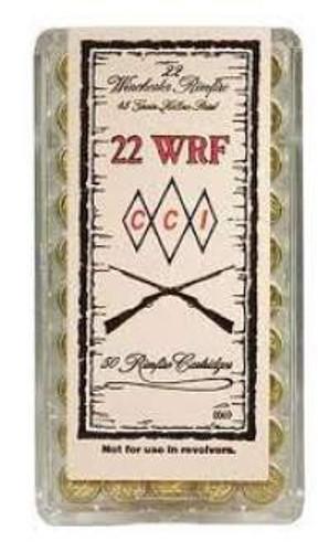 CCI 22 Winchester Rimfire WRF 45 gr HP 50 rounds