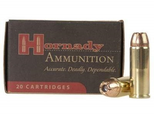 Hornady 480 Ruger Custom H9144 400 Grain XTP Jacketed Hollow Point 20 rounds