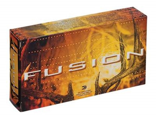 Federal 6.5 Creedmoor Ammunition Fusion F65CRDFS1 140 Grain Fusion Soft Point 20 Rounds