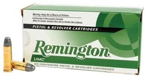 Remington 38 Special L38S5 158 gr LRN 50 rounds