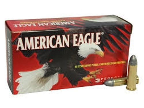 Federal 38 Special American Eagle AE38B 158 gr LRN 50 rounds