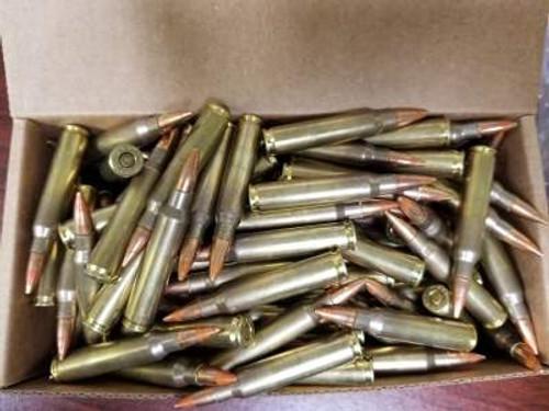 Ten Ring 223 Remington 62 Grain Tracer Round 100 Rounds