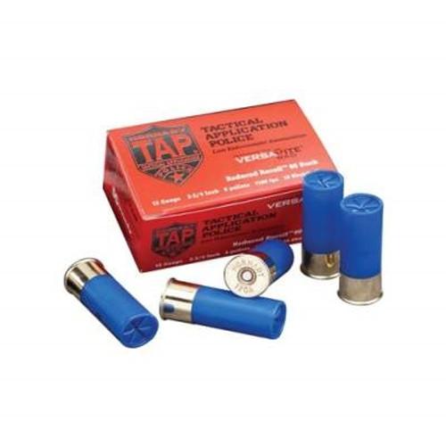 """Hornady 12 Gauge Ammunition TAP H86265 2-3/4"""" 00 Buck 8 Pellets 1100fps 10 rounds"""