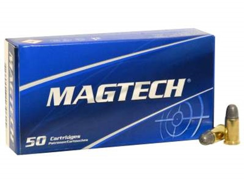 Magtech 32 Smith & Wesson Ammunition MT32SWA 85 Grain Lead Round Nose 50 rounds