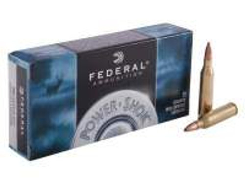 Federal 243 Win Power-Shok F243AS 80 gr SP 20 rounds