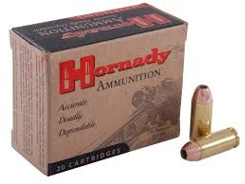 Hornady 10mm Auto Custom 180 Grain XTP Hollow Point 20 rounds