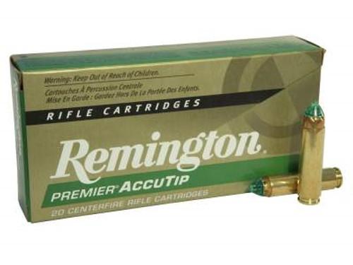 Remington 450 Bushmaster Premium PRA450B1 260 Grain AccuTip Boat Tail 20 rounds