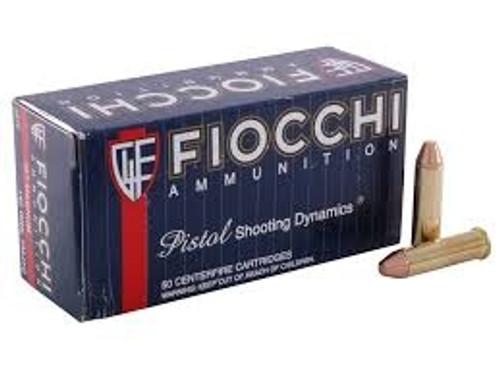 Fiocchi 357 MAG 142gr FMJ Truncated Cone F357F 50 rounds