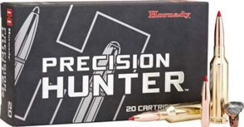 Hornady 6.5mm PRC Ammunition H81621 143 Grain ELD-X 20 rounds