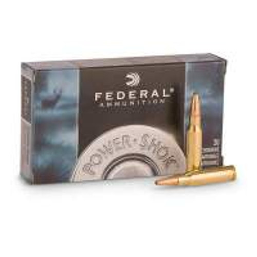Federal 300 Win Mag Power-Shok 300WBS 180 gr SP 20 rounds