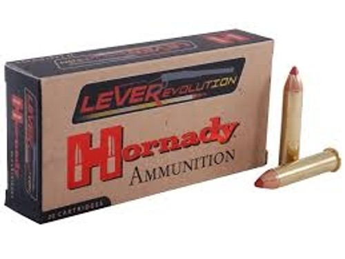 Hornady 45-70 Lever Evolution H82747 325 gr FTX 20 rounds