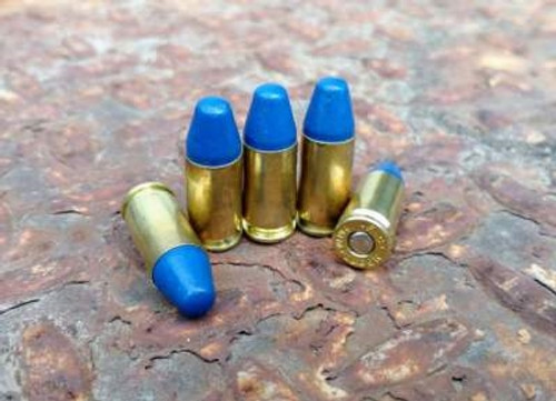 Minuteman Munitions 9mm Ammunition Reman Blue Coat Ammo 125 Grain Poly Jacketed 1,000 rounds
