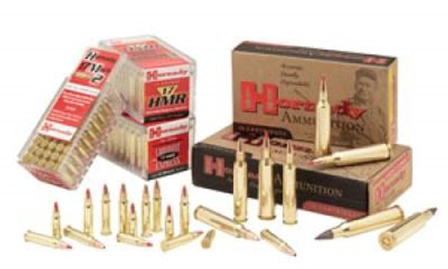 Hornady 17 Match 2 (HM2) Ammunition Varmint Express H83176 15.5 Grain 50 Rounds